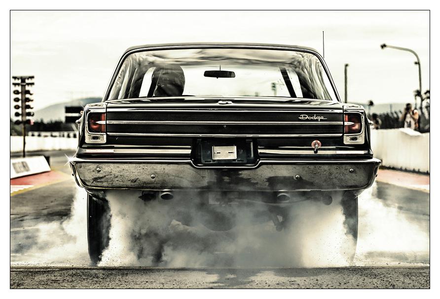 burn baby, burn! (Foto von Reinhard Block)