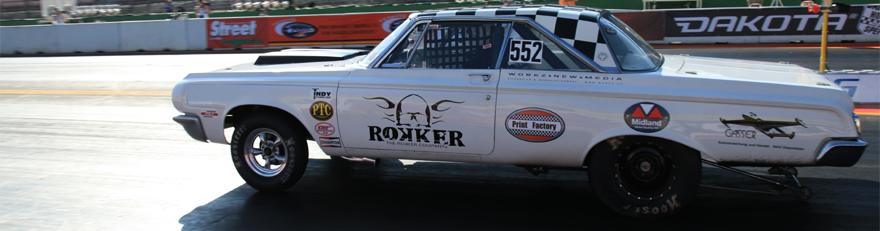 DODGE POLARA 440 1964